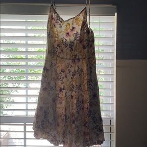 Old navy summer dress fit and flare style